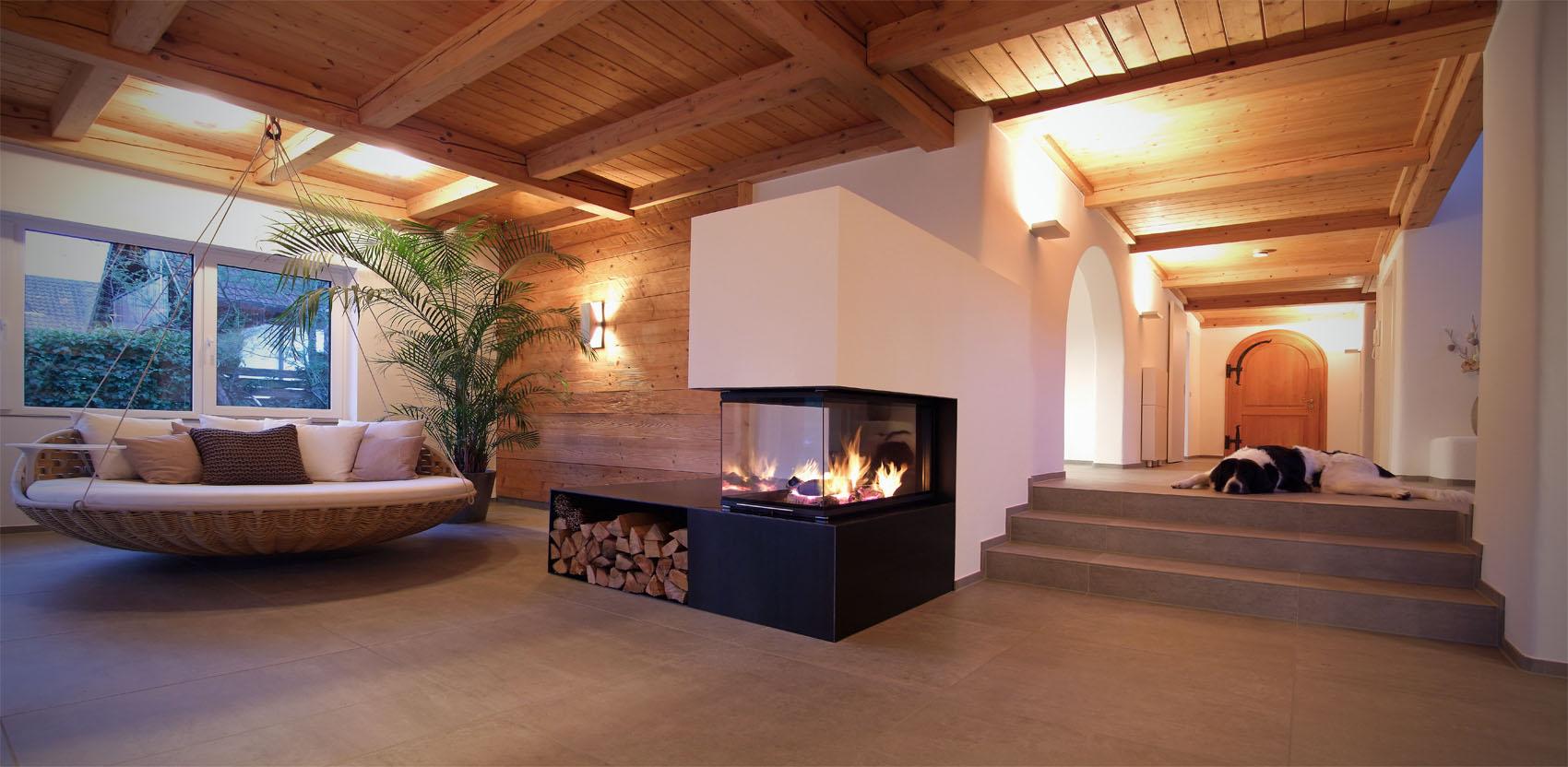 Moderner Ofen Wohnzimmer Caseconrad Com